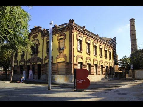 La Fabrica del Sol - Sustainability Education - Barcelona city Video Travel Guide - Barcelona Tour