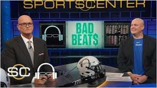 Notre Dame's late fumble TD among the Bad Beats of Week 14 in college football | SC with SVP