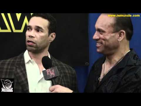 Kevin Levrone Talks About Today's Bodybuilders and Low Carb Dieting!.flv