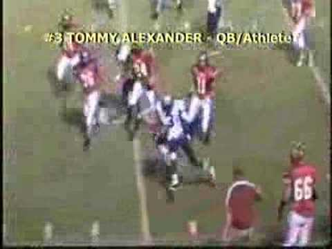 tommy alexander Video