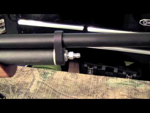 Benjamin Marauder Review in .25 cal - Accurate and Powerful. Great hunting Airgun