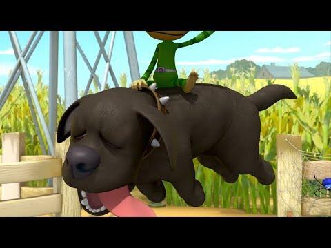Прикольные мультики | Обезьянки из космоса - Собака (10 серия)