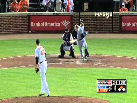 Manny Machado 2012 Defense