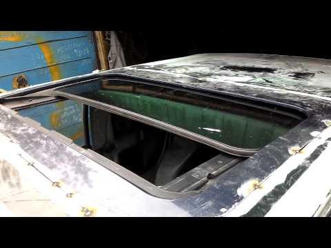 Как сделать люк на крышу автомобиля своими руками 65