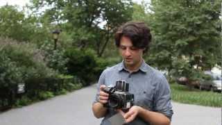 Hasselblad 500 series - Retro Camera Review - Ep.7