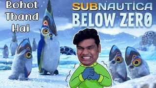 Back Into the Scary OCEAN 😨  | Subnautica Below Zero (Early Access) |