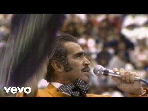 Thumbnail of video Vicente Fernández - La Ley Del Monte (En Vivo)