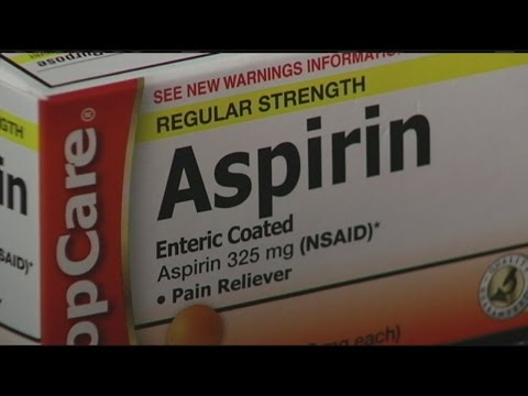 Study: Aspirin may help cut your risk for certain cancers