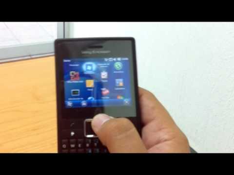 Sony Ericsson N1 Aspen Review (En español)