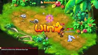 Tamer Saga - First Impression - Gameplay - Browser Game Captured by DotMMO