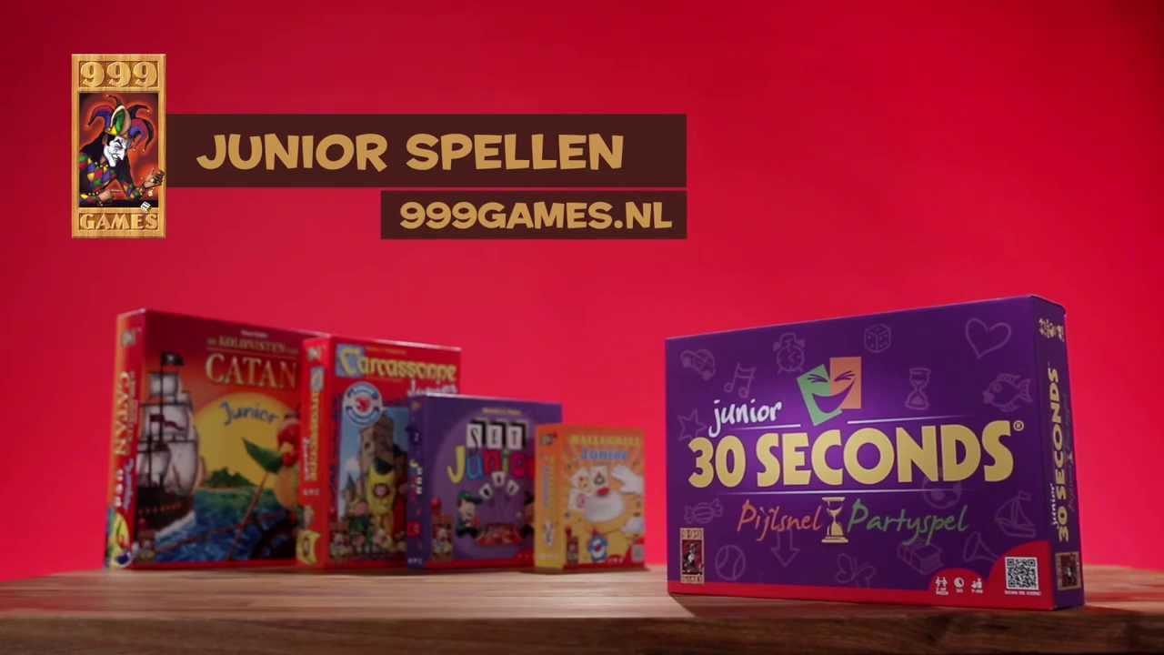 30 Seconds Junior spot - YouTube