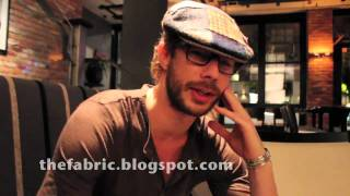 Three 2 Five Questions: Kris Holden-Ried