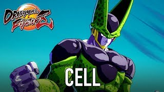 Dragon Ball FighterZ - PS4/XB1/PC - Cell (Character Intro Video)
