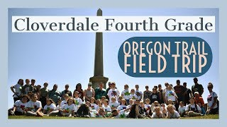 Cloverdale Oregon Trail Field Trip