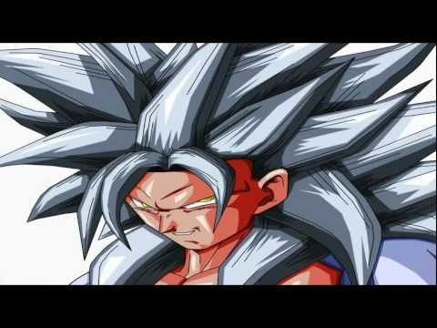 Custom Themes: Super Saiyan 5 Goku