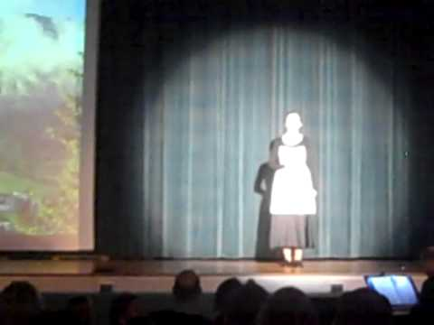Sound of Music Middlesex Middle School (Sofie Sheldon, scene 2)
