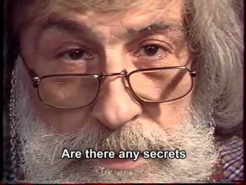 Bernard Rosenblum, Master Craftsman of Leather - Version Subtitled in English