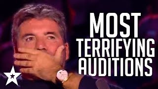 TOP 5 Most DANGEROUS Auditions On Got Talent! | Got Talent Global