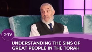 Video: King David had multiple affairs. Why does Torah allow great Prophets to commit Sin? - Rabbi Tatz