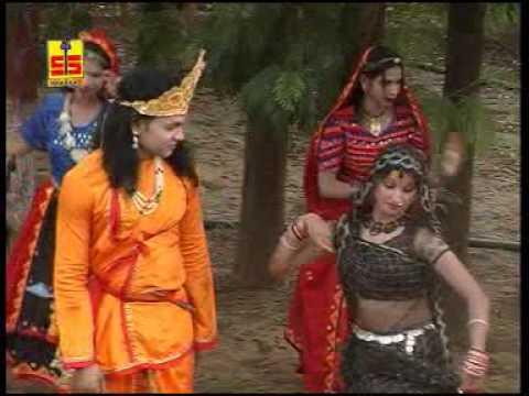 Wah Re Saanwara Girdhari rajasthani Kanha Bhajan By Hemraj Saini video