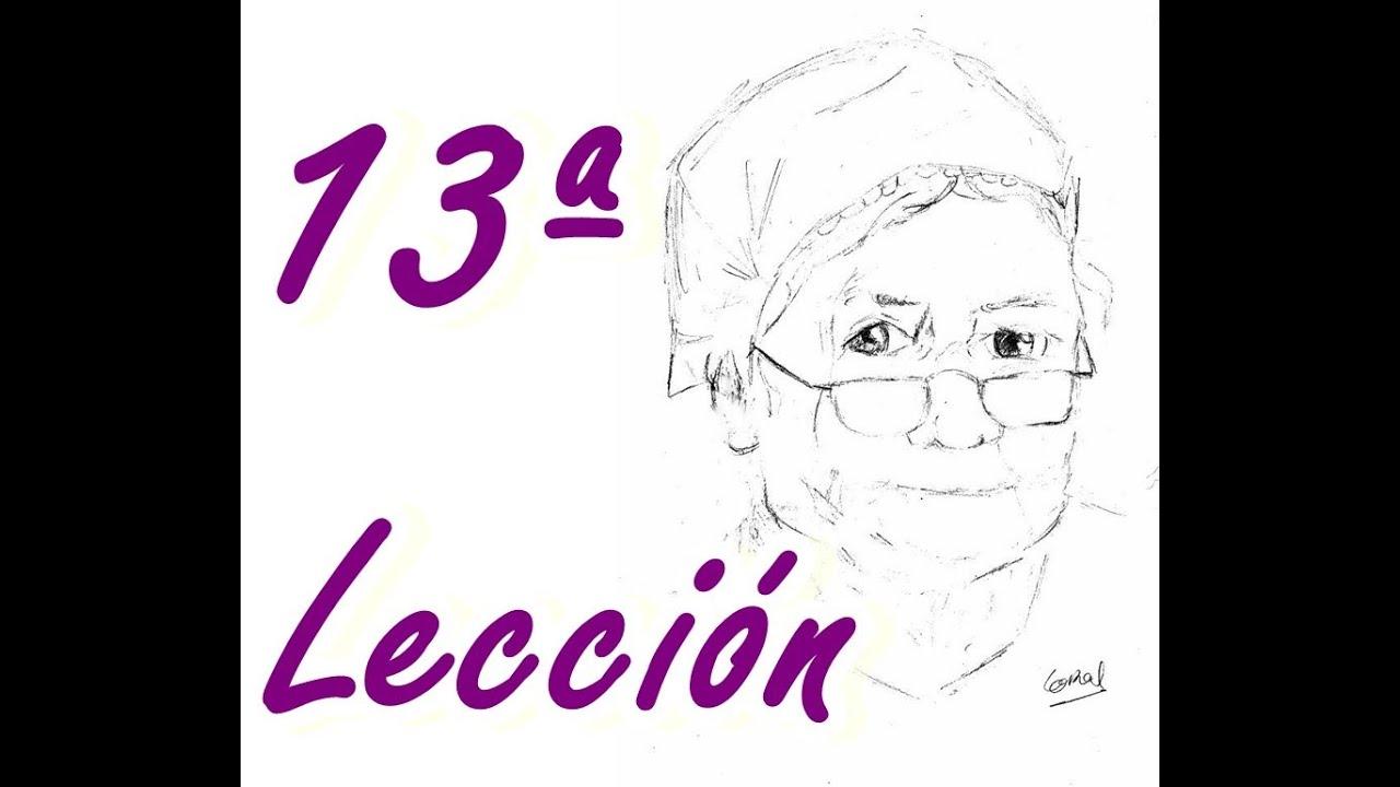 APRENDE A DIBUJAR, ES FÁCIL! 13ª Lección - Retrato de una ...