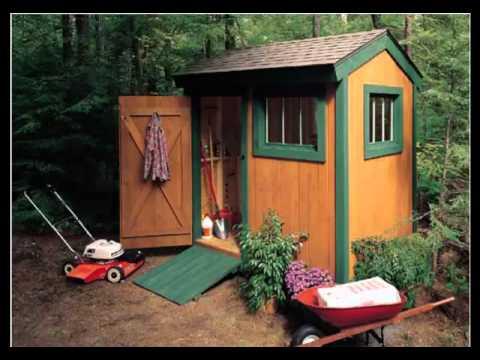Gartenhaus Bauen M 246 Chten Sie Ihr Eigenes Gartenhaus Zu