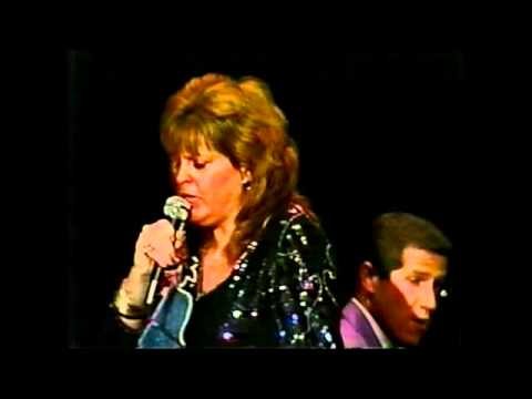 Karen Young sings Stormy Weather