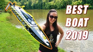 BEST BRUSHLESS & FAST RTR RC Boat 2019 Money Can Buy - Self Righting - TheRcSaylors