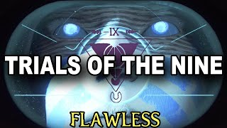 Trials in D2 is EASY? My 1st Flawless! The Spire!!