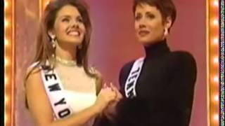Miss USA 1999 Farewell Walk & Crowning