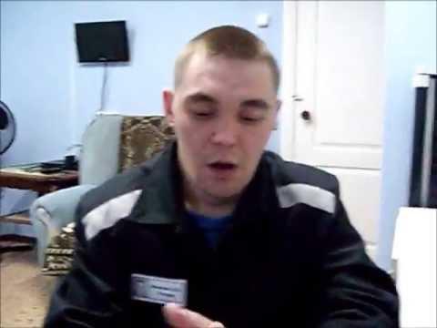 Осужденный Васютин о нарушениях в ИК-5 по Удмуртской республике