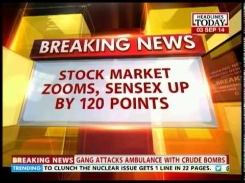 Stock market zooms up, Sensex touches 27,140 points