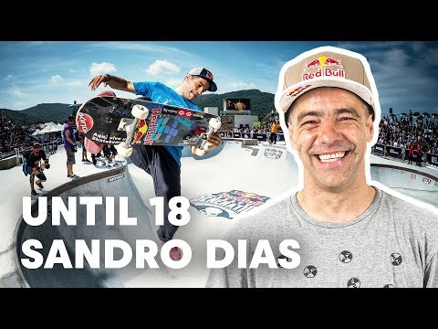Desk Job Or Skateboarding Job? | Until 18 w/ Sandro Dias