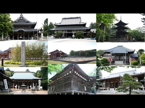 豊川の寺院