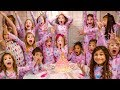 Everleigh S Giant Birthday Party Sleepover With 15 Girls mp3