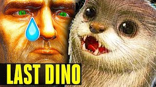 😢ARK: SURVIVAL EVOLVED OTTER! I CAN'T BELIEVE THIS IS ARK'S LAST DOSSIER (DOSSIER SPOTLIGHT)