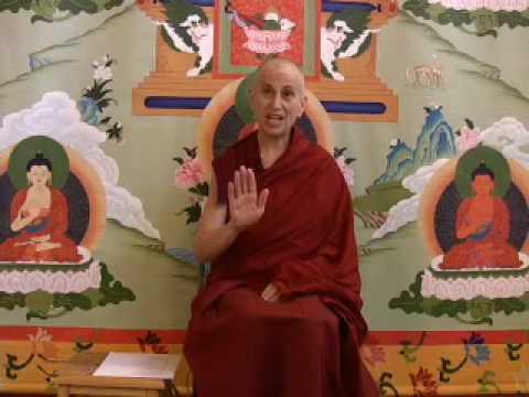 10-25-08 41 Prayers to Cultivate Bodhicitta - Verse 22 pt1 - BBCorner