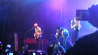 Hedley - Kiss You Inside Out @ Festivent 2012