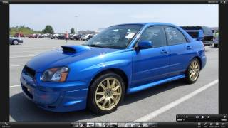 2004 Subaru Impreza WRX STI Start Up, Exhaust, and In Depth Tour