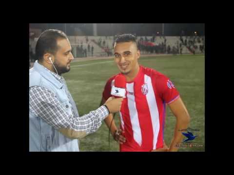 تصريحات لاعبي المغرب التطواني بعد الفوز على نهضة بركان