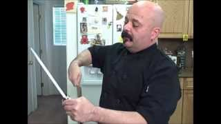 Knife Sharpening How To Use A Sharpening Steel Part 1