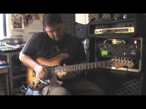 Felippe Assis - Giant - It's Not The End Of World Dann Huff Solo