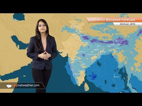 Monsoon 2016 Forecast for July 23: Good Monsoon rains in Delhi, Punjab and Haryana