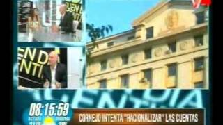 Dalmiro Garay en BDA / Canal 7 Mendoza 23-12-2015