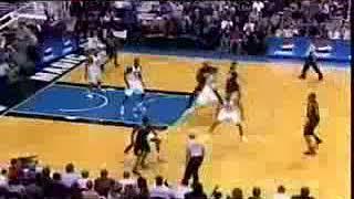 20090729 112400 0000XXxx Sixers VS Magic   Allen Ivrson Trick play on Dwight Howard