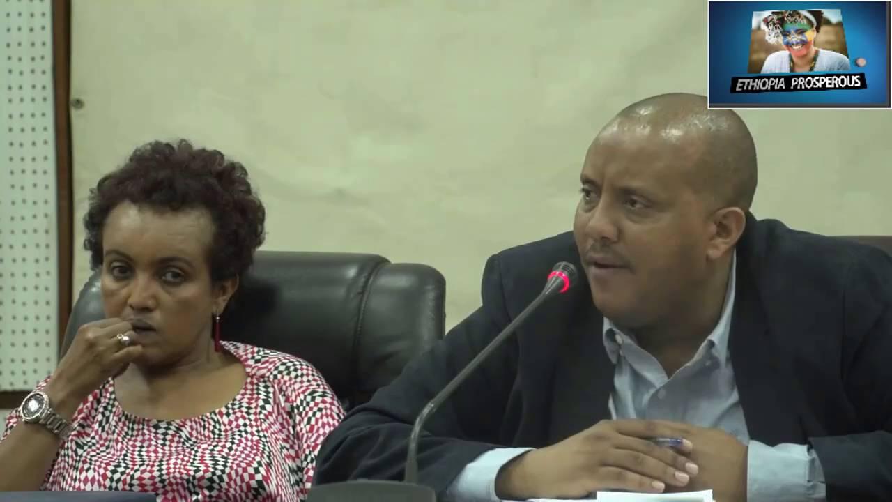 Ethiopias communication minister Ato Getachew Reda on state of emergency