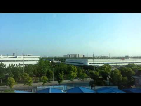 Shanghai: Maglev Train-- Magnetic Levitation Train- 7 mins, (Subway 40 minutes)