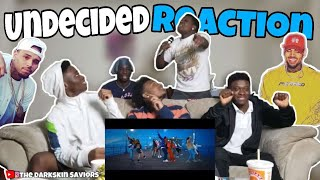 Chris Brown Undecided Official Audio Reaction