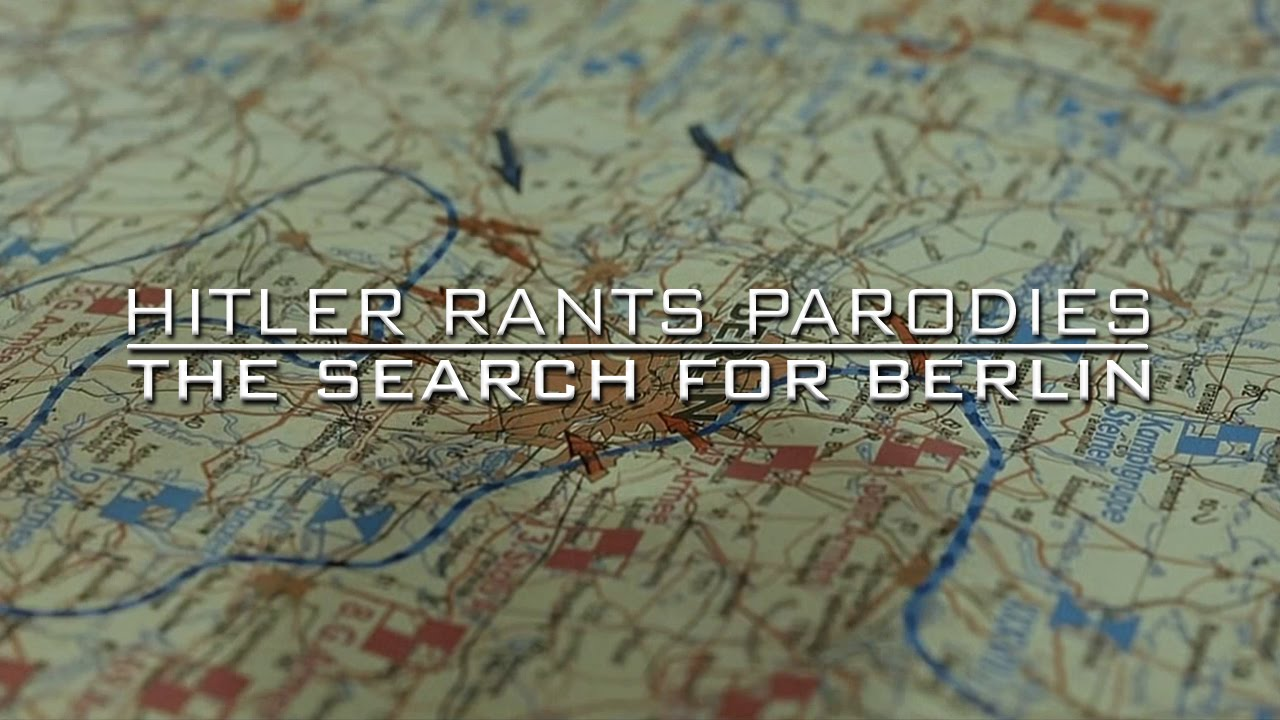 The Search for Berlin: Episode I