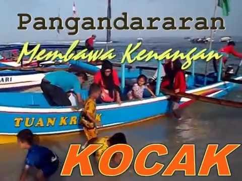Video Kocak di Pantai Pangandaran Download